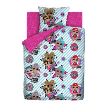 Комплект постельного белья LOL Surprise