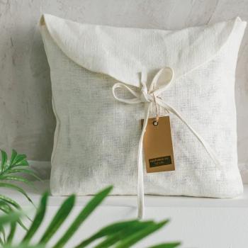 Постельное белье из сатина Премиум Белый