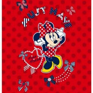 Покрывало стеганое Красотка Минни Маус Disney