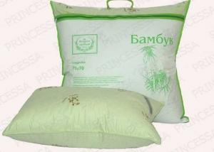 Подушка Бамбуковая в двойном чехле